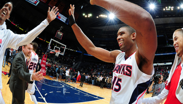 Al Horford's Top 5 Plays of 2013-14