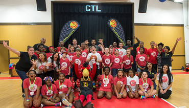 Camp Twin Lakes Receives New Court