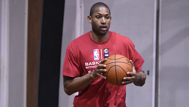 Horford at Basketball Without Borders