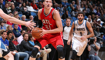 Gallery: Best of Mike Muscala