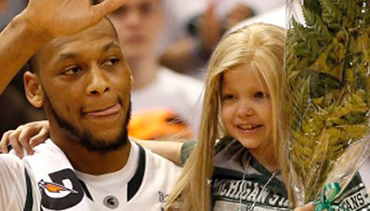 5 Things We Love About Adreian Payne