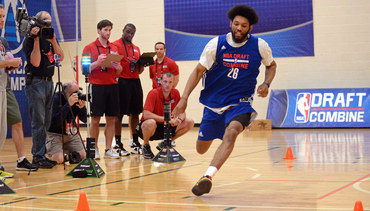 Photos: Revisit Current Players At Draft Combine