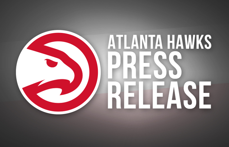 June 1, 2015 – Hawks Announce New Primary and Secondary Logos