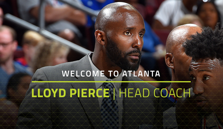 Former 76ers' assistant Lloyd Pierce lands head coaching role with Hawks
