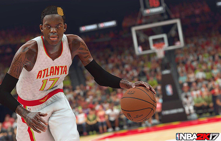 In case you missed it, 2K Sports began providing NBA 2K17 player ...