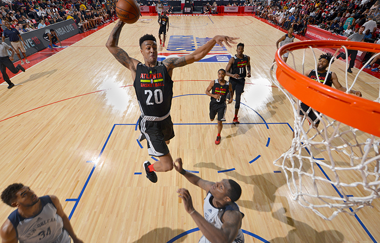 Jordan Bell Breaks Record in Warriors' First Summer League Win