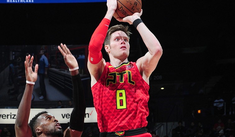 Hawks trade Luke Babbitt to Heat