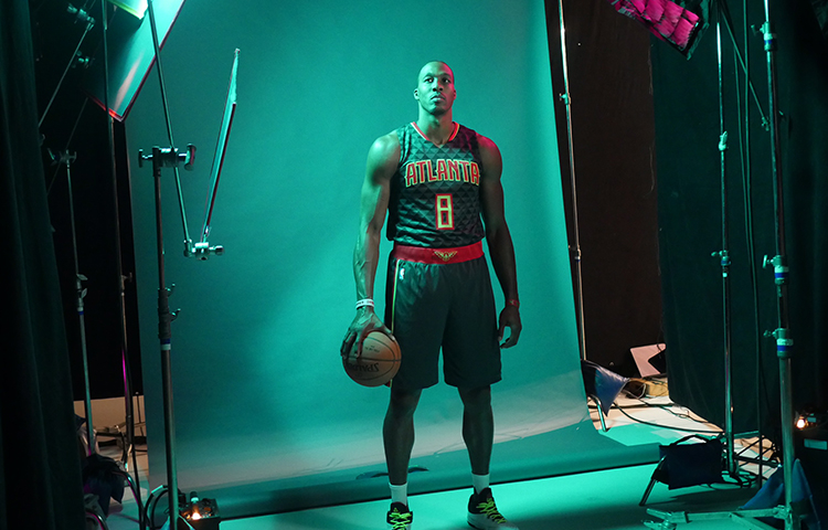 Player Production Shoot