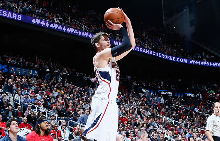 Kyle Korver Added to NBA Eastern Conference All-Star Squad ...