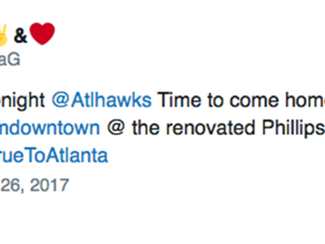 Fans Excited For Hawks To Return Home
