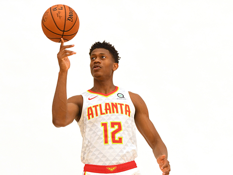 De'Andre Hunter: Rookie Photo Shoot