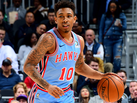 Atlanta Hawks Sign Jaylen Adams To Multi-Year Contract