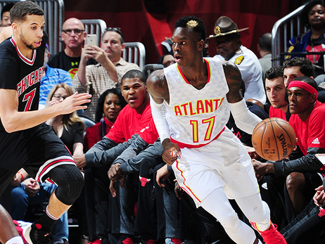 Hawks Notch Convincing Win Over Bulls