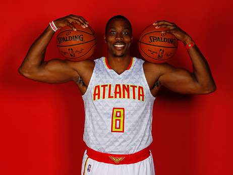 8 Cool-Looking Shots of Dwight Howard From Media Day