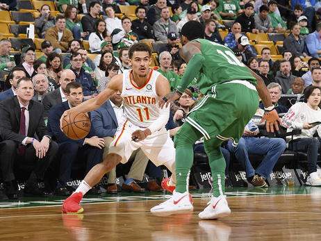 Hawks Lose In Tough Effort Against Celtics