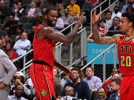 Hawks Win Big Against Grizzlies At Home
