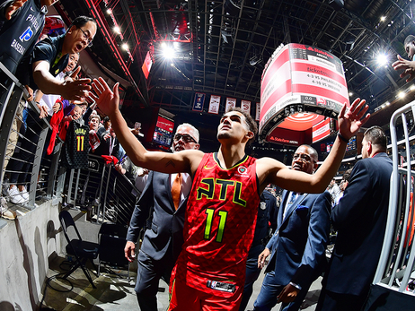 Atlanta Hawks: Top Photos of the 2018-19 Season