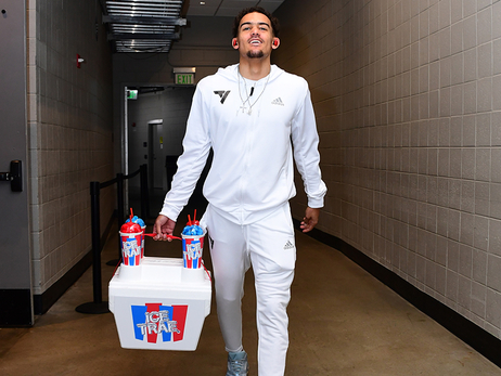 Top Photos of the 2018-19 Season: Player Fashion