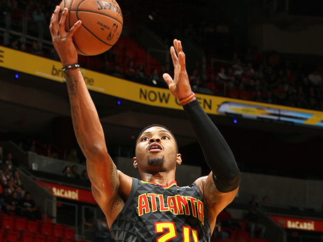 Hawks Fall Short Versus Heat In Miami