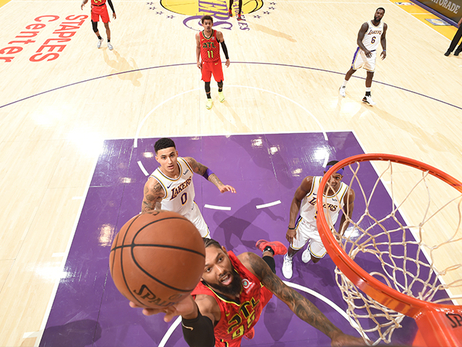 Hawks Fall In Heartbreaking Fashion To Lakers