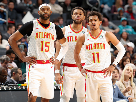 Hawks Not Enough For Hornets In Charlotte
