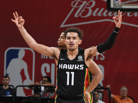 Trae Young Named All-NBA Summer League Second Team