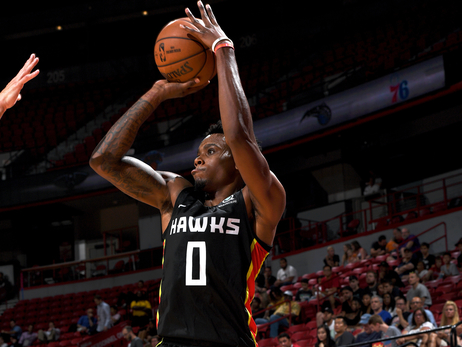 Atlanta Hawks Request Waivers on Antonius Cleveland