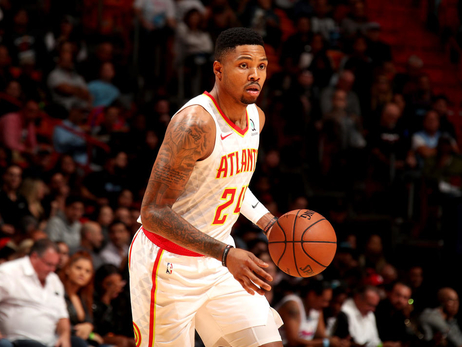 After Shakeup, Kent Bazemore Making Impact Off the Bench