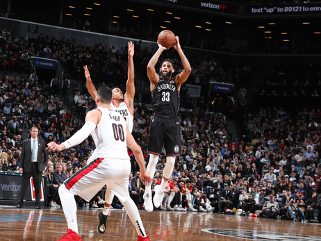 Atlanta Hawks Acquire Allen Crabbe And  Conditional 2020 First-Round Pick From Brooklyn Nets
