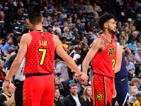 Hawks Fall in Mile High City