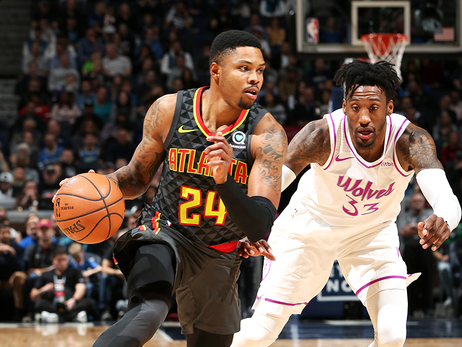 Hawks Win OT Thriller vs. Timberwolves