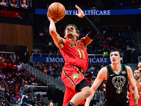 Hawks Drop One To Bucks At Home