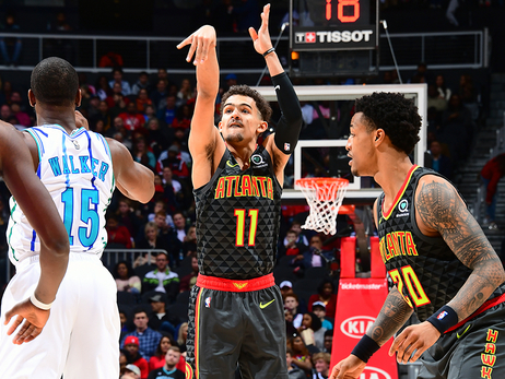 Hawks Can't Sustain, Fall To Hornets