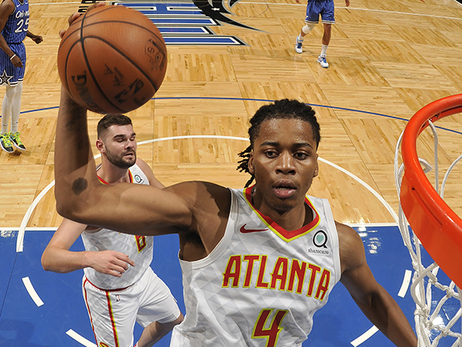 Atlanta Hawks Request Waivers on Deyonta Davis