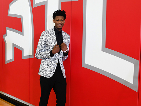Cam Reddish: Rookie Photo Shoot