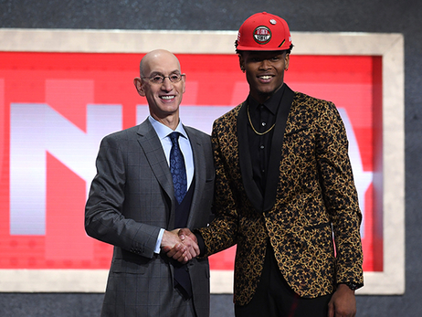 Schlenk Adds Multidimensional Player In Cam Reddish