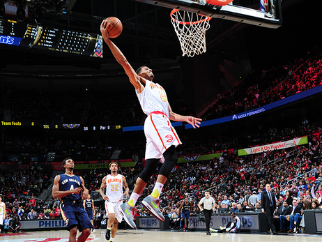 Air Max: Thabo's Season In Photos