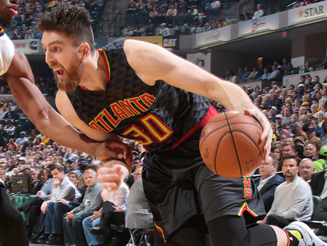 Hawks Trade Ryan Kelly to Houston in Exchange for Cash Considerations