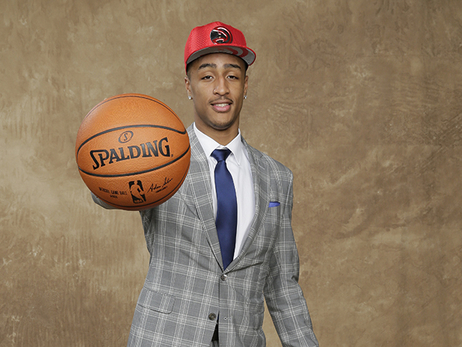Q&A With Hawks Draft Pick John Collins