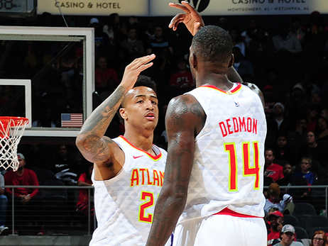 Trivia: Hawks Stats Leaders at All-Star Break