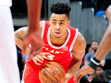 Hawks Sign Jaylen Morris To Multi-Year Contract