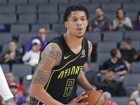 Hawks Sign Damion Lee To Second 10-Day Contract