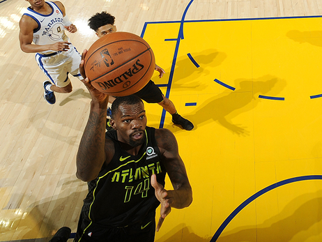 Six Things to Know About Dewayne Dedmon's 2017-18 Season