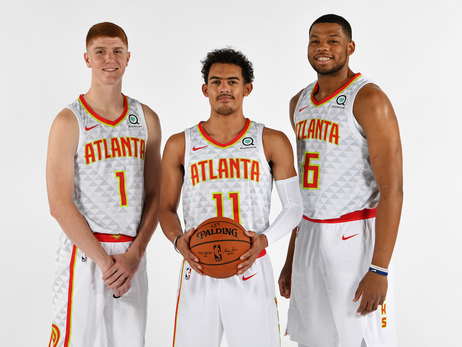 Hawks Sign Kevin Huerter, Omari Spellman And Trae Young