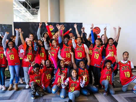 Atlanta Hawks Honor Dr. Martin Luther King Jr. With Dream Day Youth Seminar And Koryn Hawthorne Performances At Sold-Out MLK Day Game