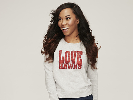 25 Photos of Hawks Cheerleaders Rocking Club Swag