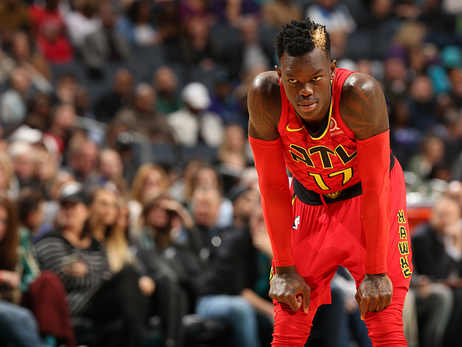 Top Photos of the 2017-18 Season: Dennis Schröder