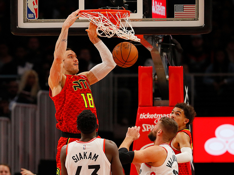 Top Photos of the 2018-19 Season: Miles Plumlee