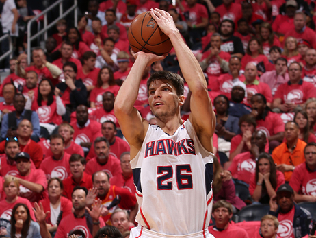 6 Reasons Why Kyle Korver Could Make It To Spain