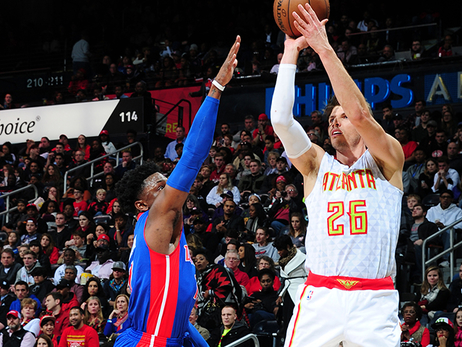 Hawks Acquire First Round Pick, Dunleavy & Williams From Cavs For Kyle Korver